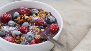 Smoothie di frutta per la colazione