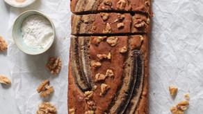 Banana Bread VEGANO & SENZA GLUTINE | Ricetta Facile e con Pochi Ingredienti