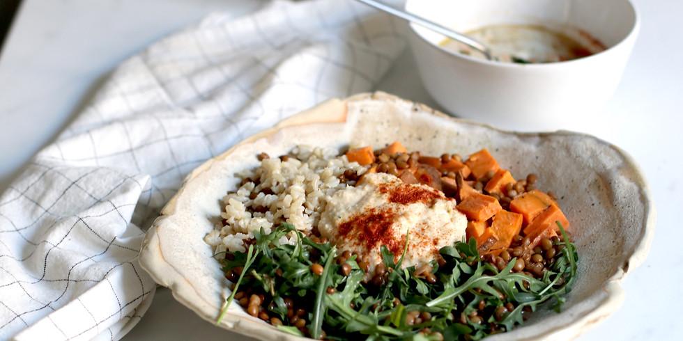 Buddha Bowls: pasto completo in un piatto