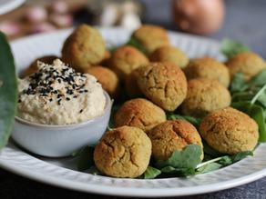 FALAFEL | Ricetta facile e senza glutine | Fritti e al forno