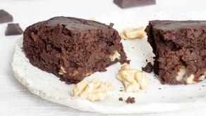 Brownies Caffè e Noci (Vegan e Gluten Free!)