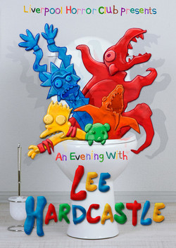 Lee Hardcastle Poster