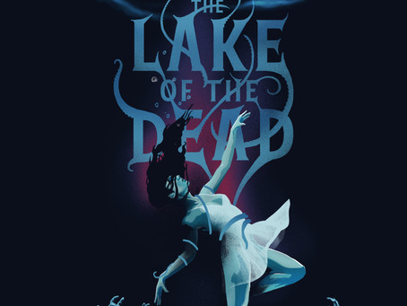SINKING FEELING: The Lake of the Dead Packaging Design