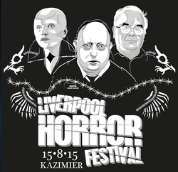 Liverpool Horror Fest Guests