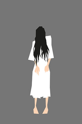 030 SADAKO fridge magnet Ring