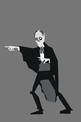 175 PHANTOM Fridge Magnet Phantom of the Opera