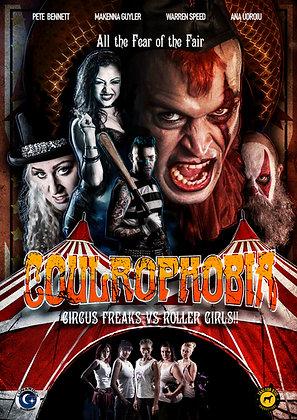 COULROPHOBIA DVD by Warren Speed