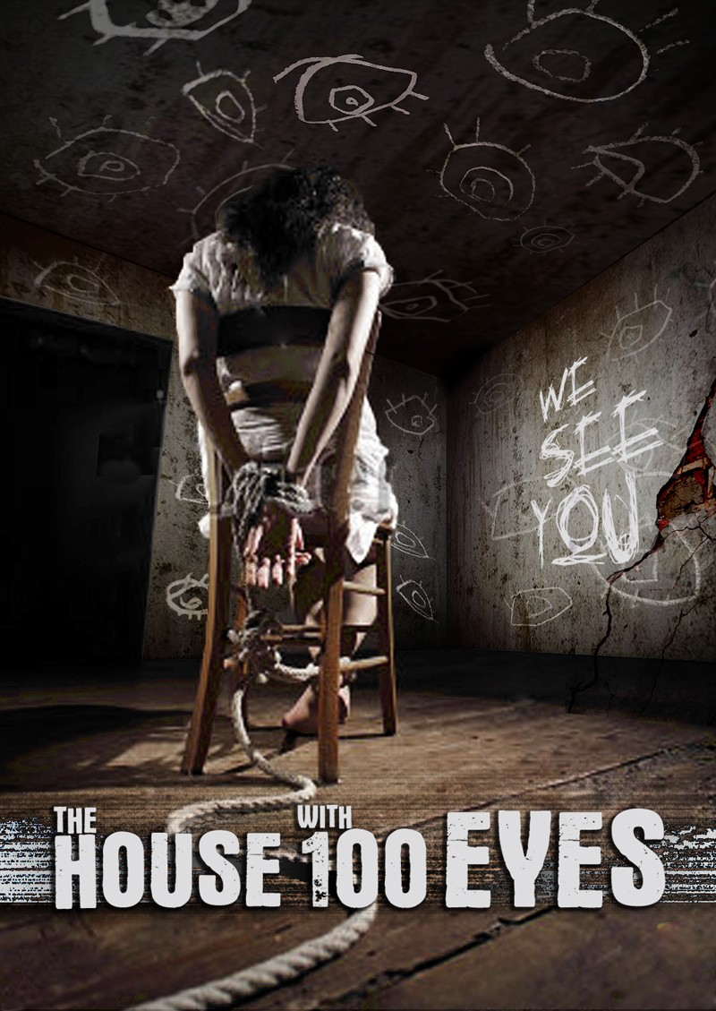 House of 100 Eyes Cover Design