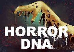 Horror DNA logo