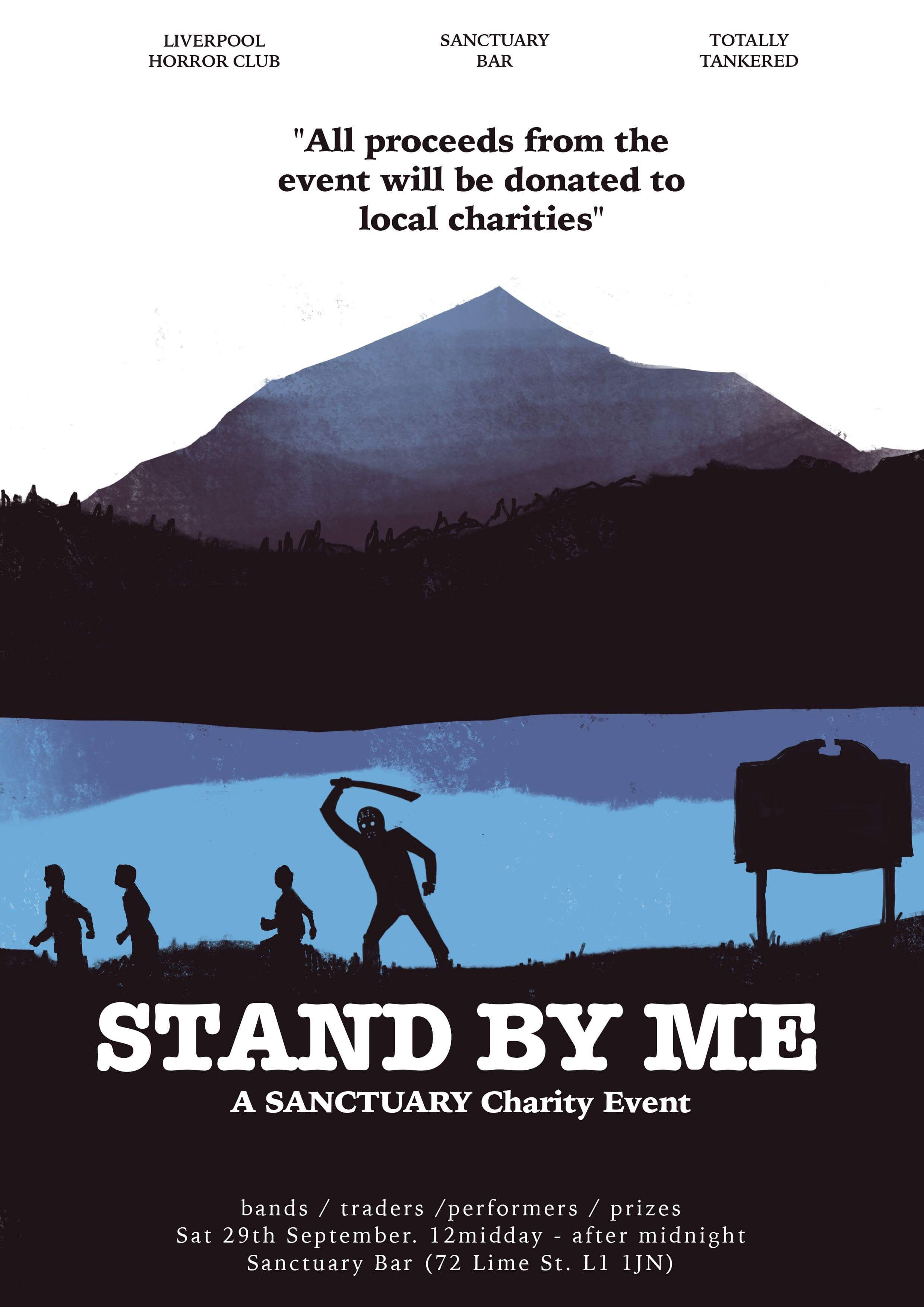 Stand By Me Charity Event