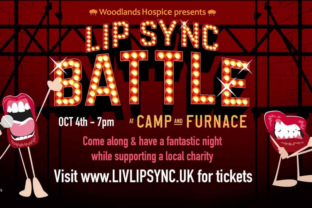 LIP SYNC BATTLE LIVERPOOL - Woodlands Ho