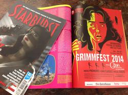 Starburst Magazine Advertisement
