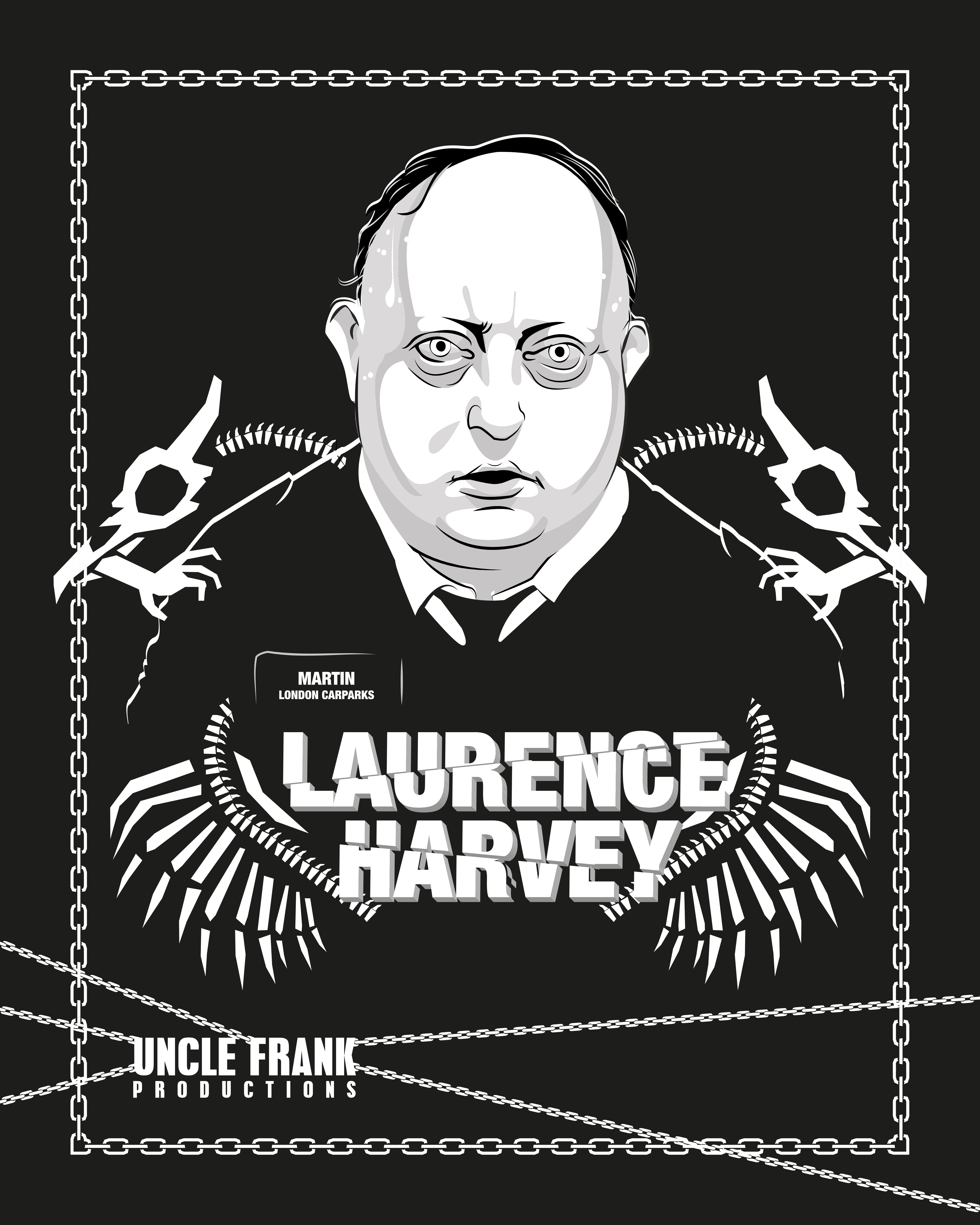 Laurence Harvey Guest Poster