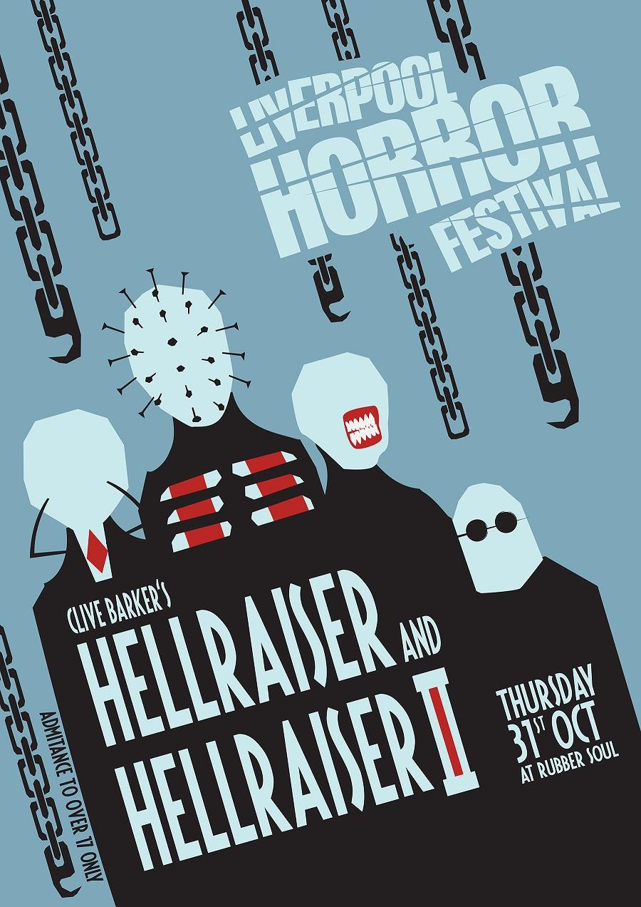 Hellraiser Event Poster