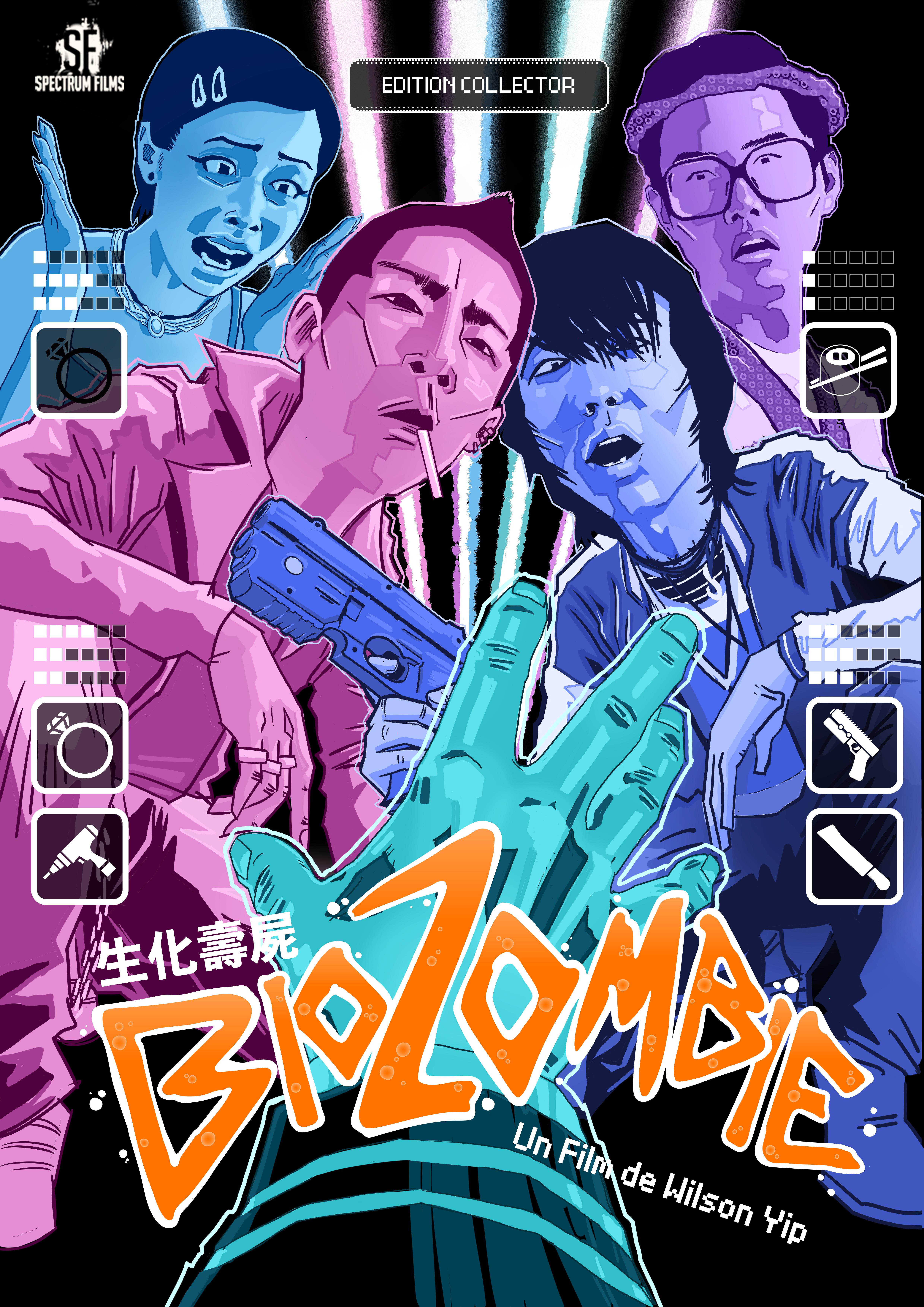 biozombie poster