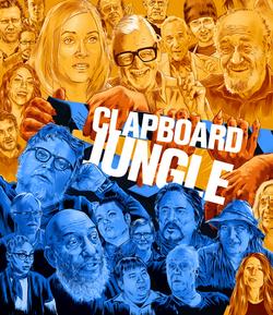 Clapboard Jungle Bluray cover