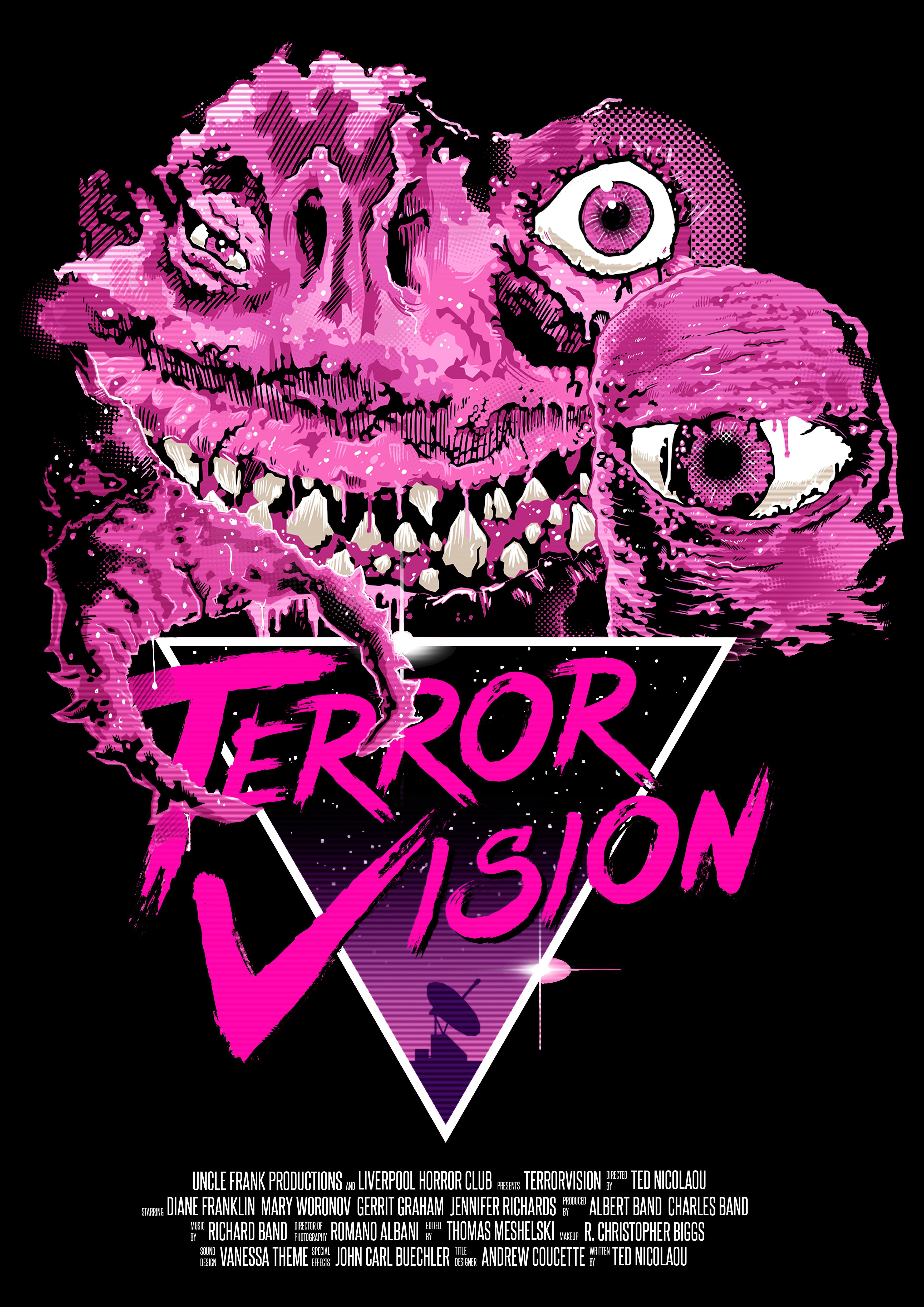 TERRORVISION POSTER 2