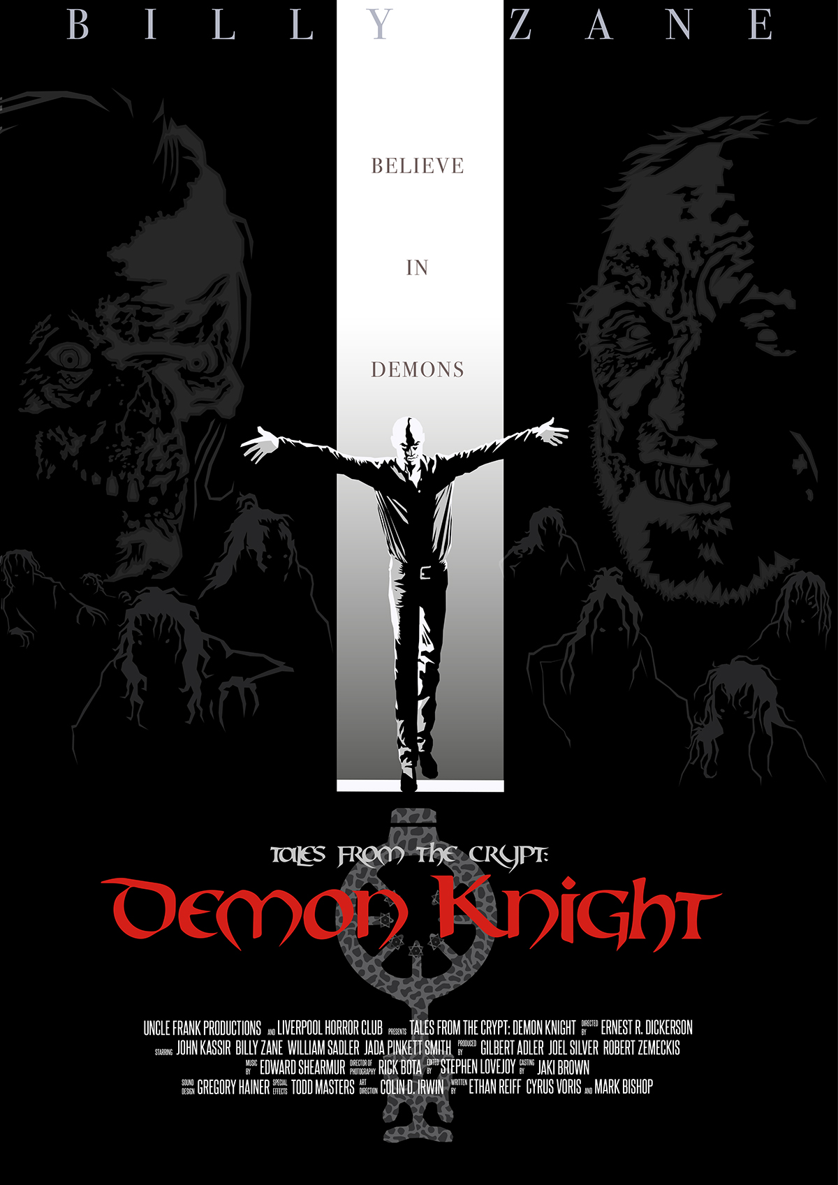 tales from the crypt demon knight poster