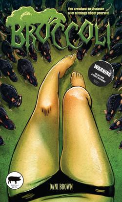 Broccoli Horror Book Cover