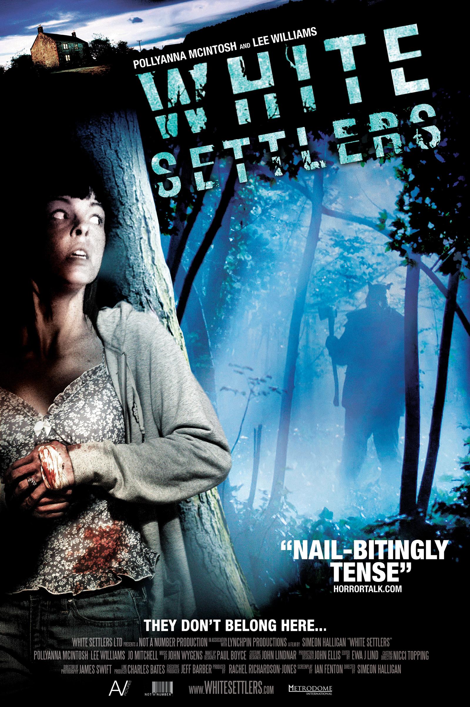 White Settlers Film Poster