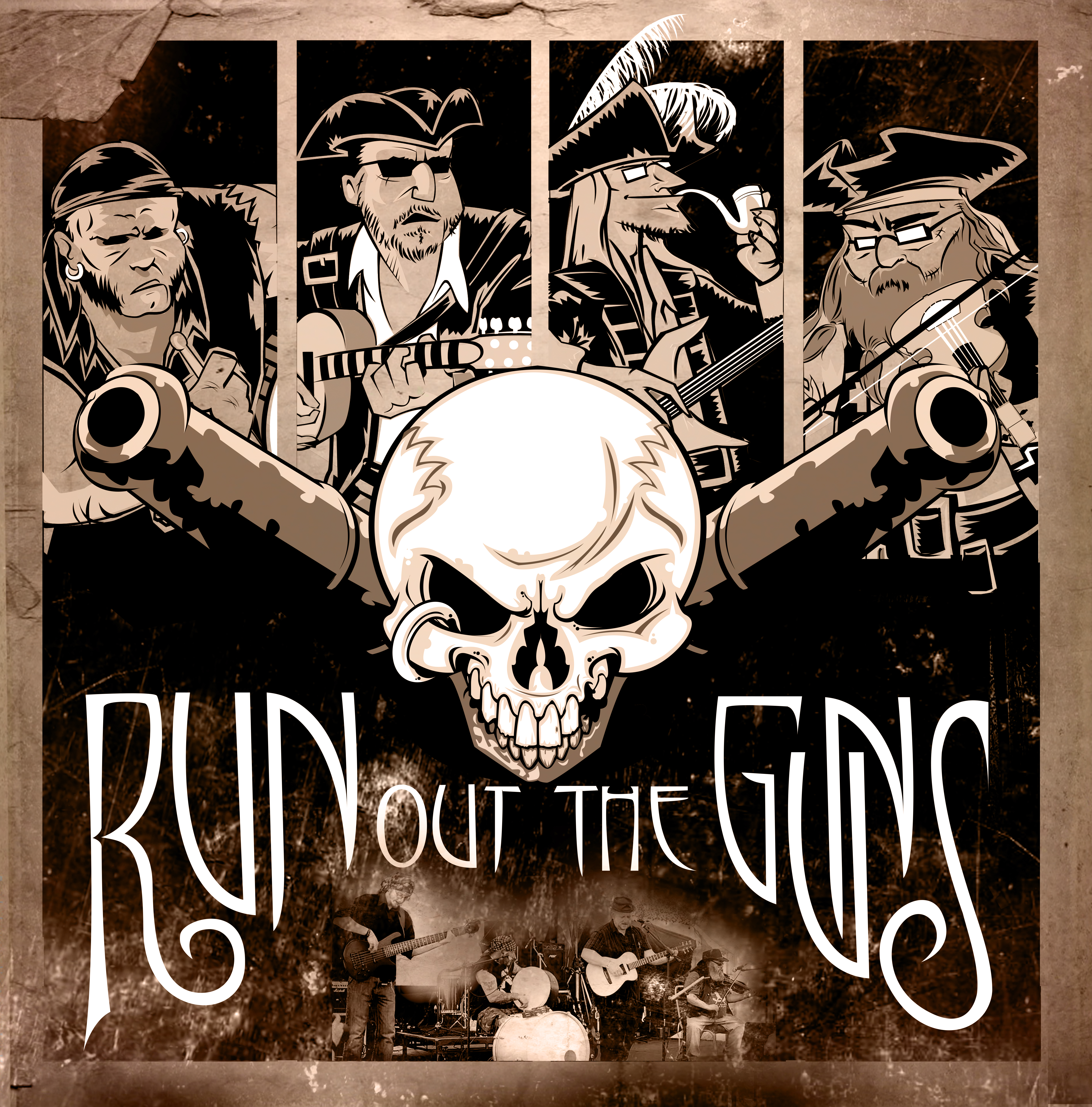 Run out the Guns