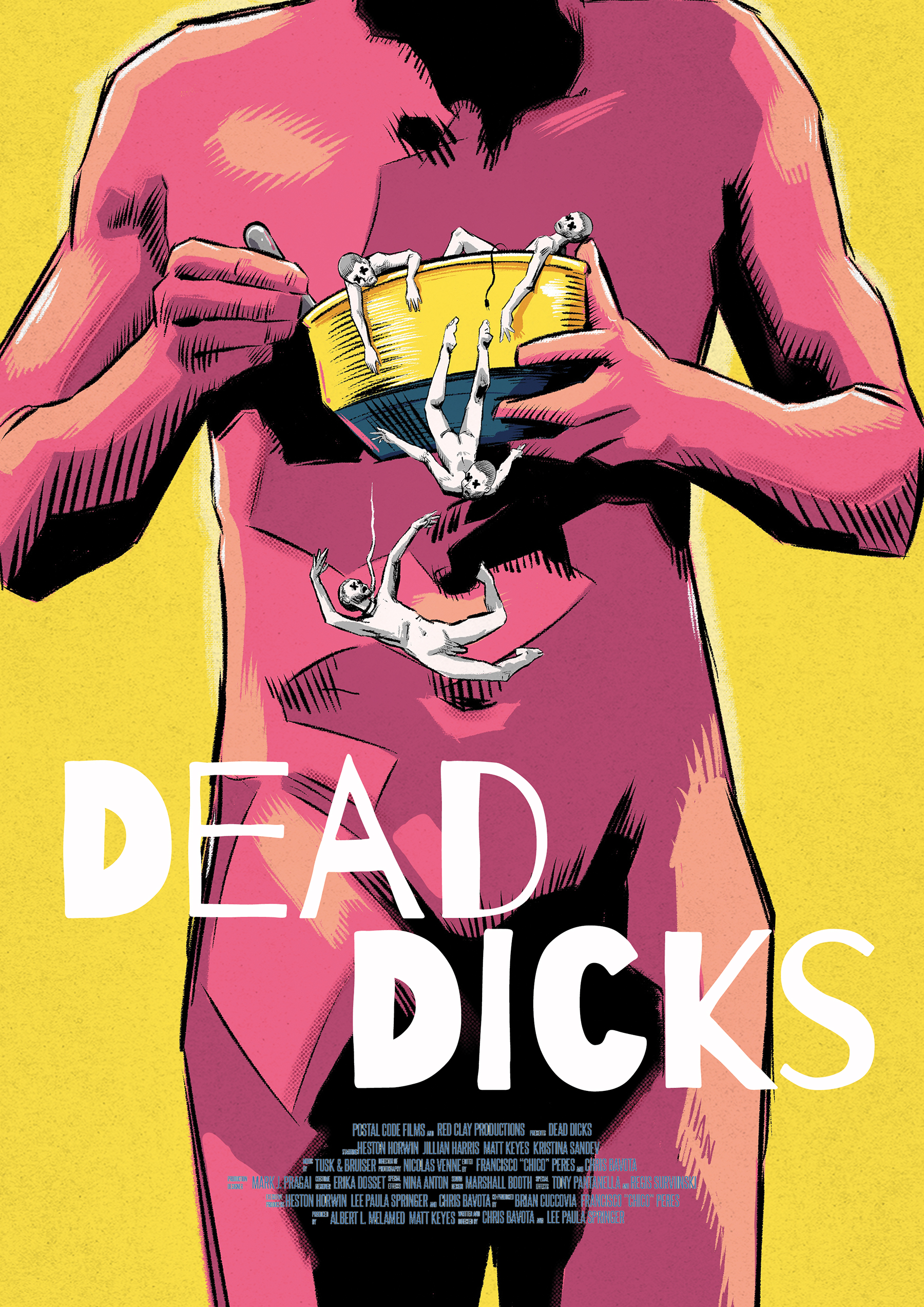complete artwork dead dicks front
