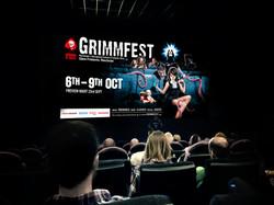 Grimmfest 2016 Cinema Screen