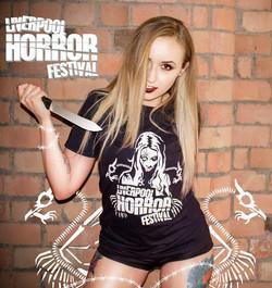 Liverpool Horror Fest Tshirt