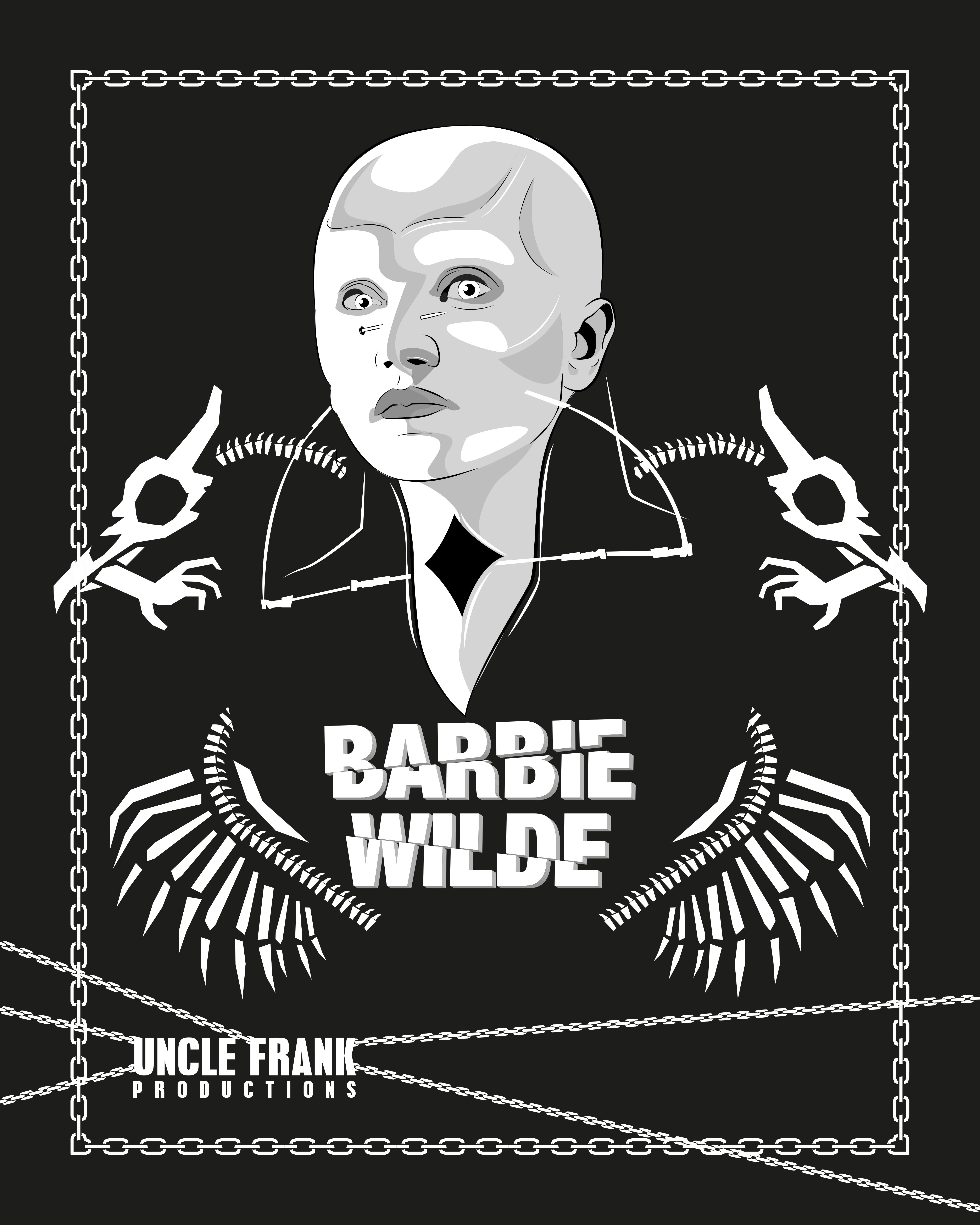 Barbie Wilde Guest Poster