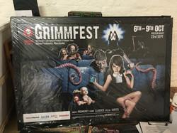 Grimmfest Exhibition Artwork