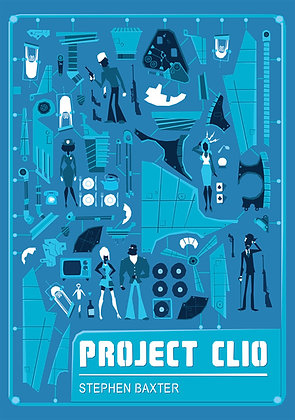 PROJECT CLIO by Stephen Baxter