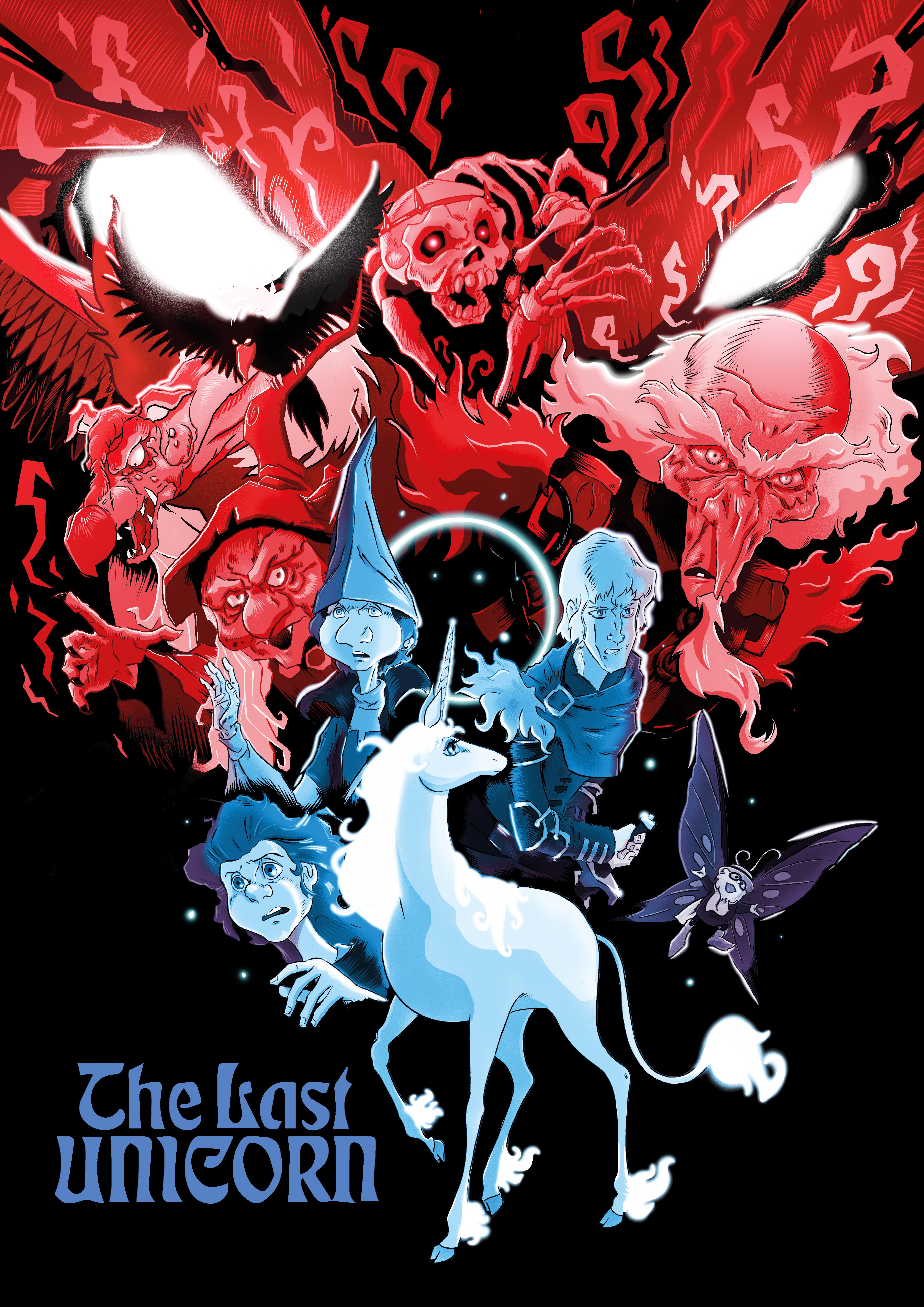 Last Unicorn title