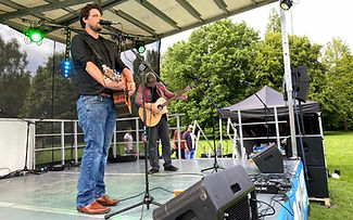 Change the Letter live at Bovey Tracey Carnival.jpg