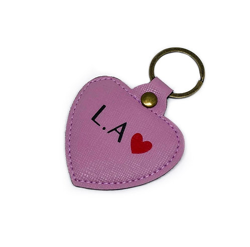 Heart Keyring - Love, love