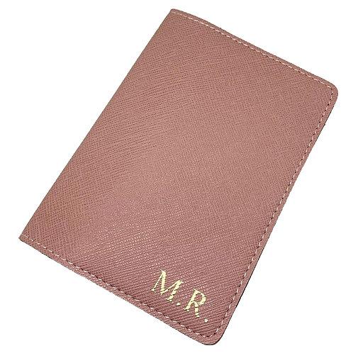 Passport Cover - Initials
