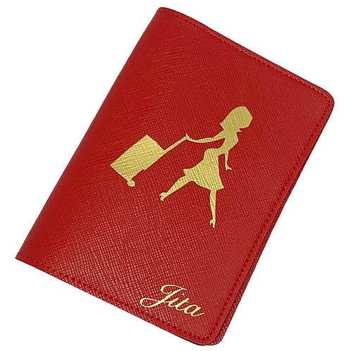 Passport Cover - Gone Flying
