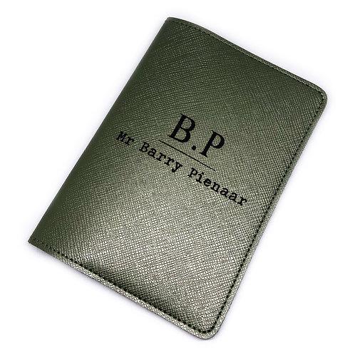 Passport Cover - Underline