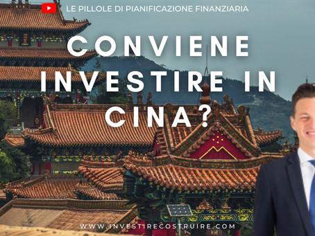Conviene investire in Cina?