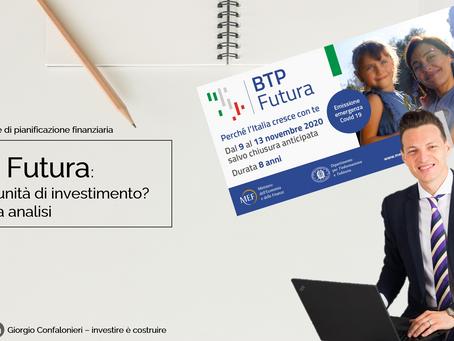BTP Futura: opportunità di investimento? - Una mia analisi