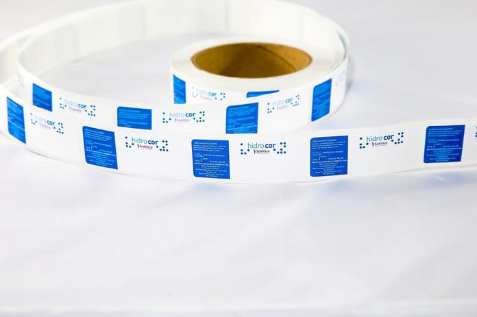 Rótulos e Etiquetas Adesivas para segmento Farmacêutico e Hospitalar
