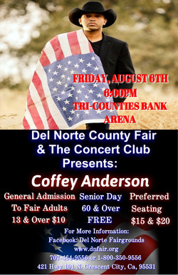 Coffey Anderson Poster