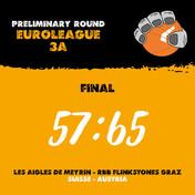 Preliminary Round EuroLeague 3A