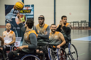 Erstes 3 vs. 3 Streetball-Turnier im Rollstuhlbasketball / ÖBSV