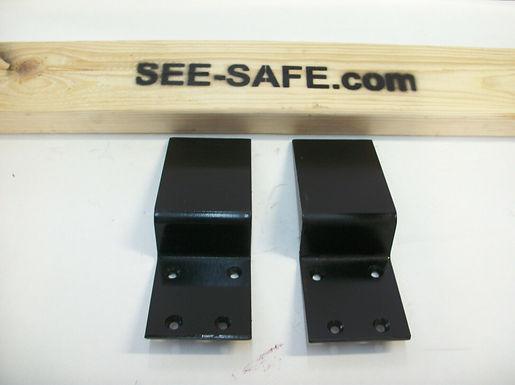See-Safe Security Barn Door Barricade