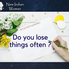 Do you lose things often ?