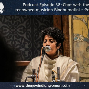 Chat with the renowned musician Bindhumalini - Part 2 -   Episode 38