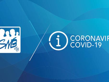 « Guerre du Coronavirus » : les salarié(e)s des banques aussi veulent être protégé(e)s !