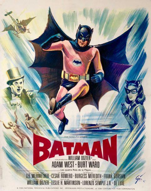 Batman movie 1966