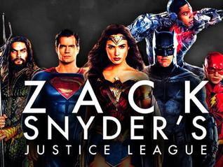 SnyderCut : Justice League (Director vs Studio)