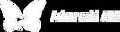 Adamszki ART_Logo_butterfly_600 wide_inv